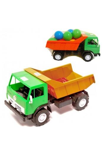 Автомобіль Х2 з кульками ОРІОН 471 в.2