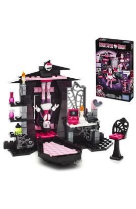Ігровий набір Mega Bloks  Кімната Дракулори  Monster High