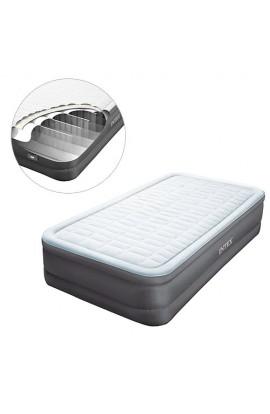 Велюр ліжко 64482 з вбудованим електро насосом 220В, кор.