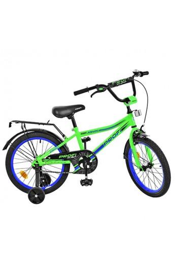 Купити Велосипед дитячий PROF1 18 ❀ Ціна   1 426 грн - інтернет ... 85b83029c1c43