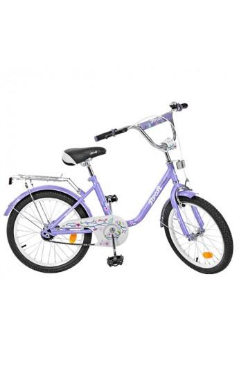 Купити Велосипед дитячий PROF1 20   L2083 фіолетовий ac2e46f5d462a