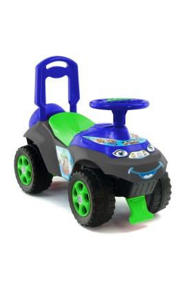 Іграшка дитяча для катання  Машинка  музична 0142/06UA