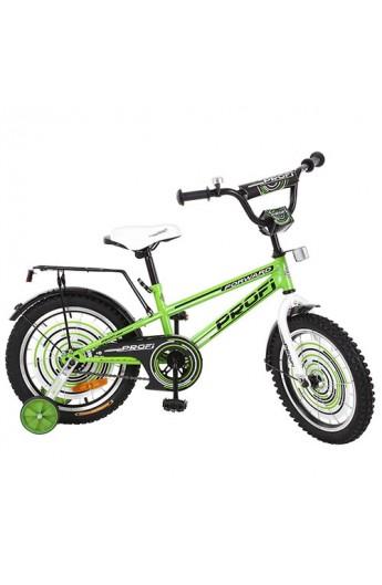 Купити Велосипед дитячий PROF1 G1872 18   додаткові колеса 8286f6b832f1f