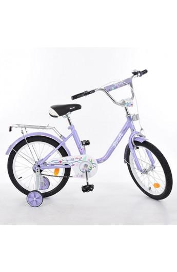 Купити Велосипед дитячий PROF1 L1483 14 фіолетовий f1c9c14f9fbac