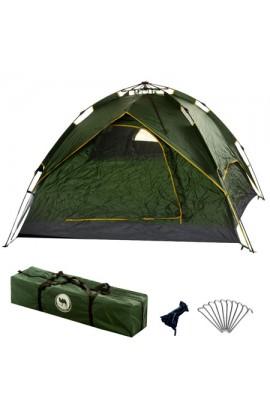 Палатка туристична  Паук  2*2*1.35м, J01227