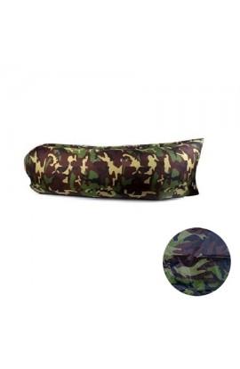 Шезлонг надувний із тканини 240*70см, R16333