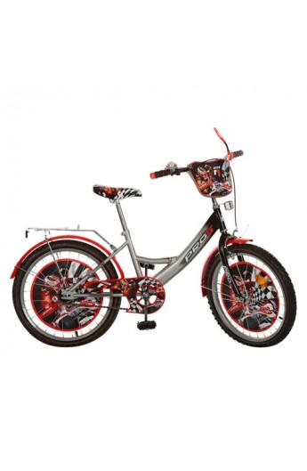 Купити Велосипед дитячий PROF1 мульт 20 PF2046 F1 91add6309369d