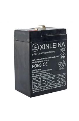Батарея 6V4,5AH M 3163-BATTERY для електромобіля M 3163/M 3164.