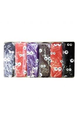 Пенал 0140 застібка-блискавка, мікс кольорів, кул., 22-6,5-3 см.
