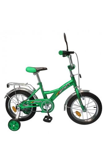 Купити Велосипед PROFI дитячий 12   P 1232 зелений 1fbcd814b996c