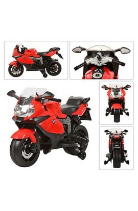 Мотоцикл Z 283-3 мотор, акум., 30 кг., червоно чорний, кор., 104,5-32,5-63,5 см