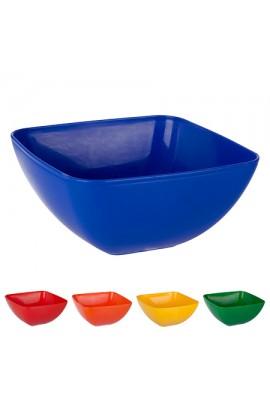 Миска-салатниця квадратна 1,5 л без кришки, PT-83153