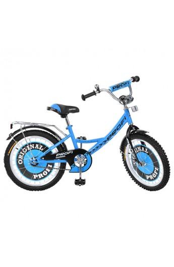 Купити Велосипед дитячий PROF1 G2044 20   блакитний c62fdb4d96aea