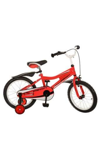 Купити Велосипед PROFI дитячий 16 16BA494-1 червоний e64e93b9c137e