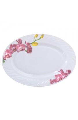 Блюдо овальне 12  (30,5см), MS-1719-0876