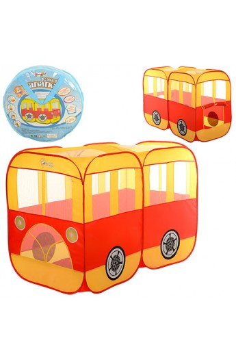 Намет M 3327 автобус, сумка, 37-37-6 см.