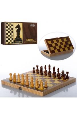 Шахи J02052 дерев'яні, магнітні, кор., 29,5-15,5-4,5 см.