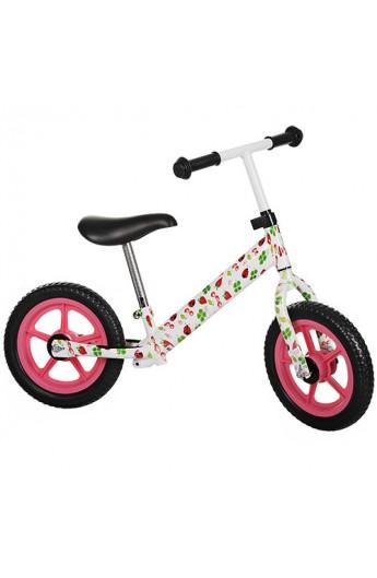 Беговел PROFI KIDS дитячий 12 д. M 3440W-2 колеса EVA, пласт. обод, висота до сидіння 43 см., TUTTI-