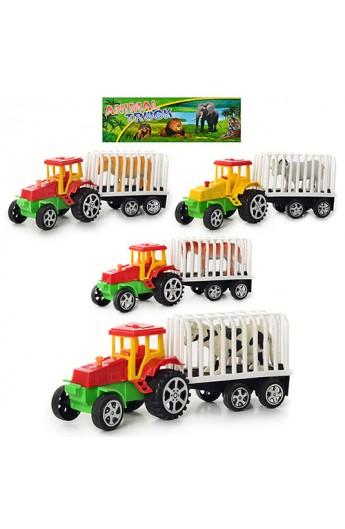 Трактор A 900 інерц., тварини, кул., 20 см