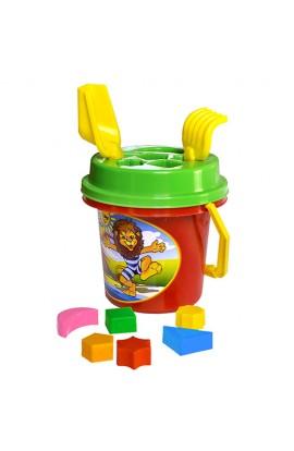 Іграшка  Набір пісочний Розумний малюк ТехноК