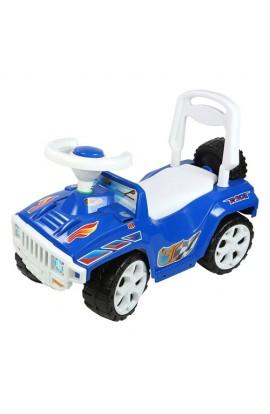 Машинка для катання ОРІОНЧИК синій