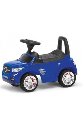 Машина-каталка MB без ел. (Синя) - без коробки COLORPLAST 2-001