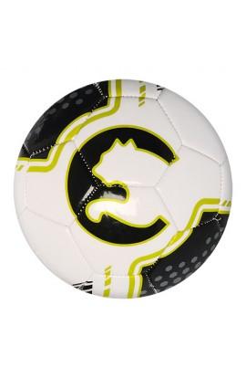 М'яч футбольний EN 3254 розмір 4, ПВХ 2,7 мм., 380 г., кул.
