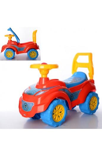 Іграшка  Автомобіль для прогулянок Спайдер Технок