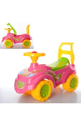 Іграшка  Автомобіль для прогулянок Принцеса ТехноК