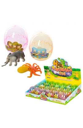 Яйце KL02-02-1-2 (432шт) зростаюча тварина, 3 види,  дисп., 35-25-7,5см