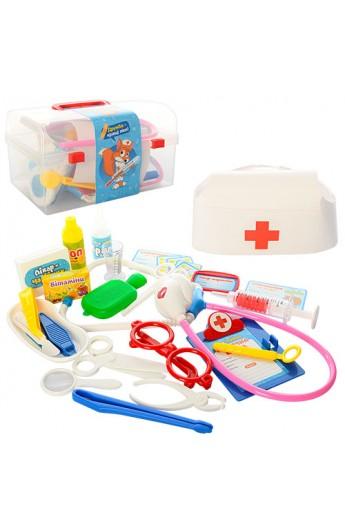 Лікар M 0459 28 предметів, валіза, 21-12-12 см
