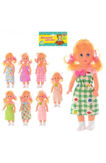 Лялька HU 1010 Аліса, кул., 27см