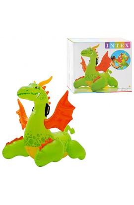 Плотик 57526 дракон, 140-69 см