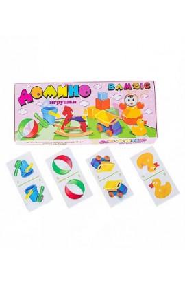 Доміно іграшки БАМСІК