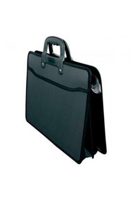 Портфель A3 2 отд. D1951 черный