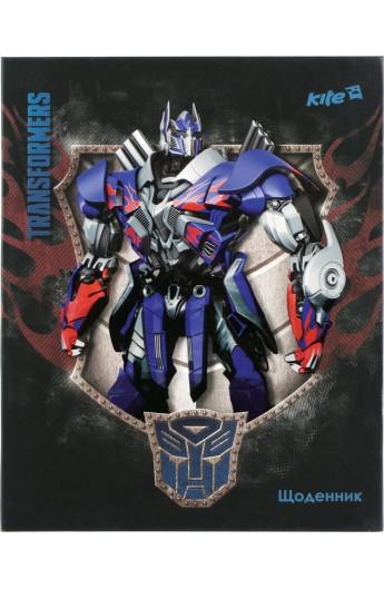 Щоденник шкільний,  УФ-лак Transformers-2
