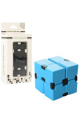 Кубики ZY-722 головоломка, 2 кольори, кор., 14,5-7-3 см.