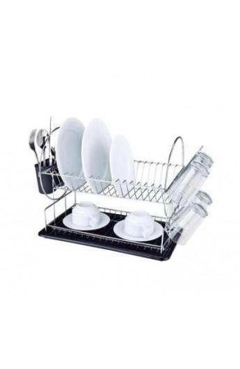 Сушка для посуду металева, h-42см, XSL-001S (MH-0534)