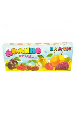 Доміно фрукти ягоди 049 БАМСІК