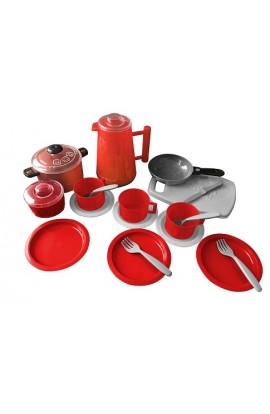 Набір посуду Iriska 4 ОРІОН 97
