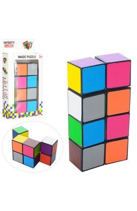Гра 9908 логічна, кубики, кор., 7-13-2,5 см.