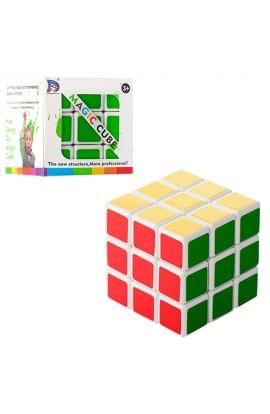 Кубик Рубика 8800-21 кор., 6-6-6 см.