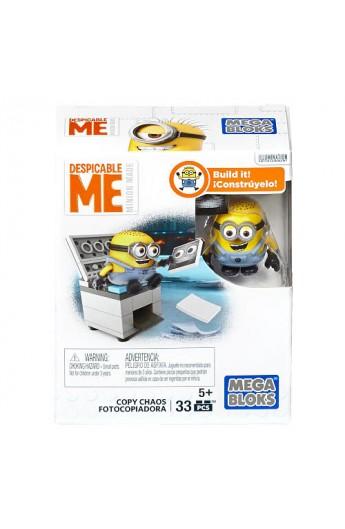 Конструктор «Посіпаки за роботою» в ас.(2) Mega Bloks