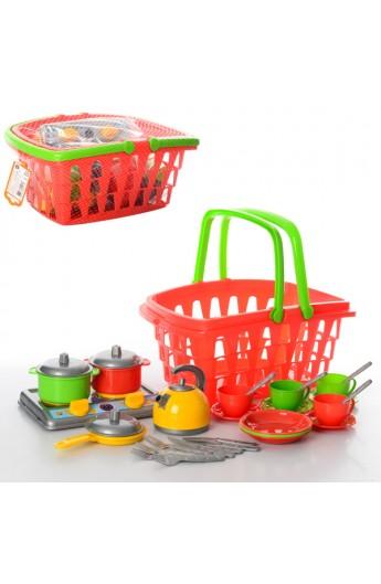 Іграшка кухня  Галинка 10 ТехноК