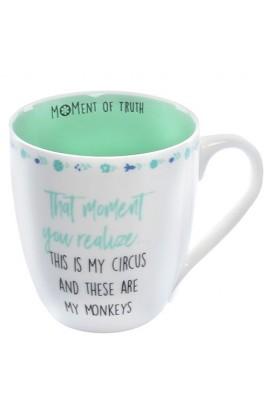 Чашка порцеляна 500мл, 20451