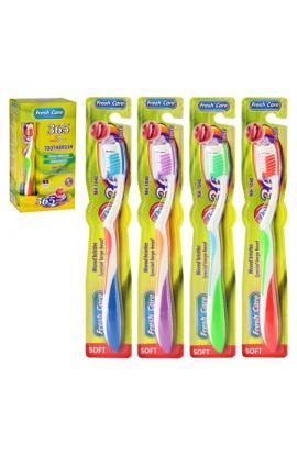 Зубна щітка 12шт/уп, MH-1040