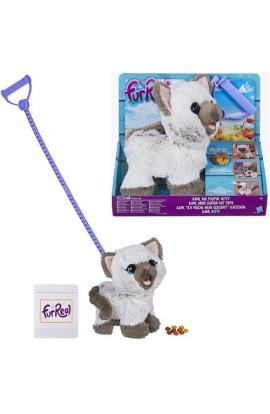 Іграшка м яка, інтерактивна  Кумедне кошеня