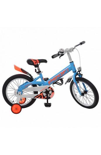 Купити Велосипед дитячий PROF1 16 д. W16115-2 блакитний 2b736e5960222