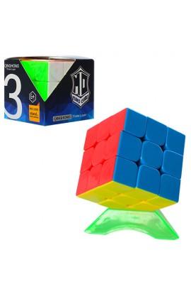 Кубик 379001-A на підставці, кор., 6-6-6 см.